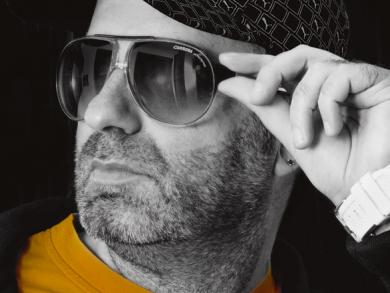 DJ Pantelis in Bahrain