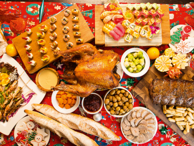 Christmas day meals in Bahrain