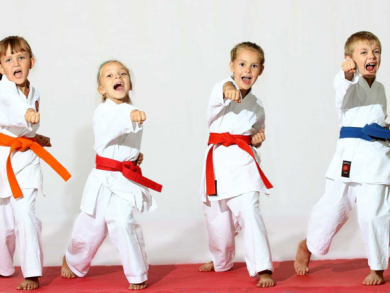 Martial arts in Bahrain
