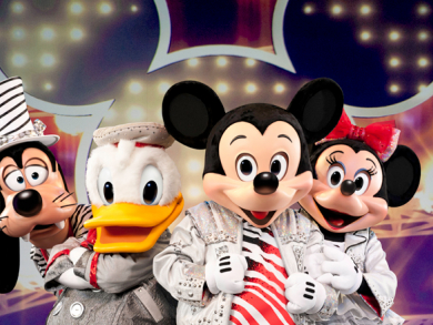 Disney Live! in Bahrain