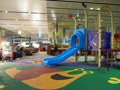 Best family-friendly airports