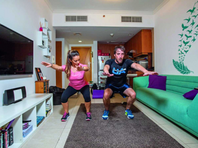 Personal trainers in Bahrain