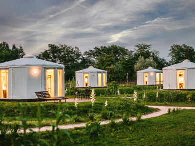 Glamping in Hungary