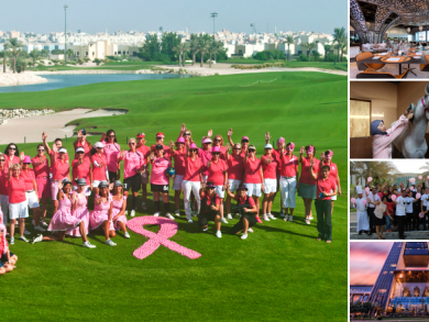 Breast Cancer awareness in Bahrain 2016