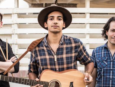 Bahrain music: Mo Zowayed