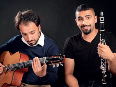 Bahrain music: The Hot Club of Bahrain