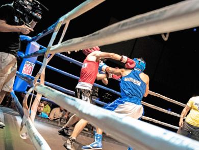 Fighting Fit Dubai on TV