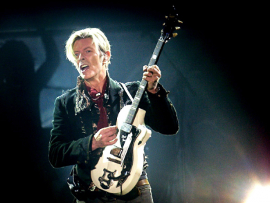 The legacy of David Bowie