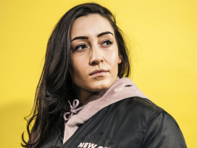 Caroline SM interview