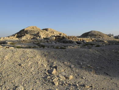 Bahrain's Dilmun burial mounds given world heritage site status