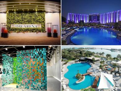 The Ritz-Carlton Bahrain opens new arena