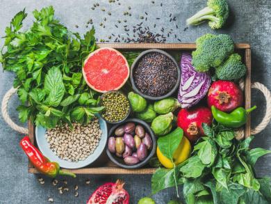 Vegan Bahrain: Ten spots for plant-based foods