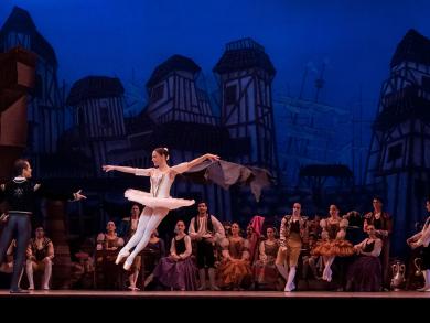 Suzhou Ballet Theatre to put on gala in Bahrain