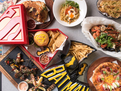 Superhero-themed brunch coming to Bahrain next month