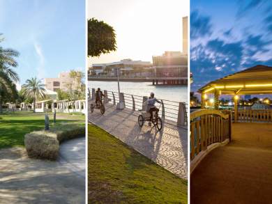 Ultimate guide to the best parks in Bahrain