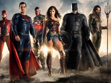 Kids can meet the Justice League at City Centre Bahrain this week