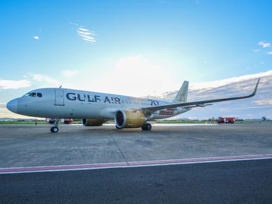 Gulf Air resumes flights to Delhi