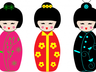 Take part in a Japanese doll making workshop this weekend