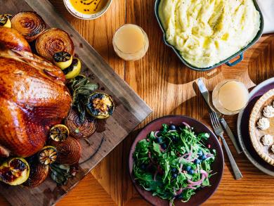 Four Seasons throwing Thanksgiving brunch