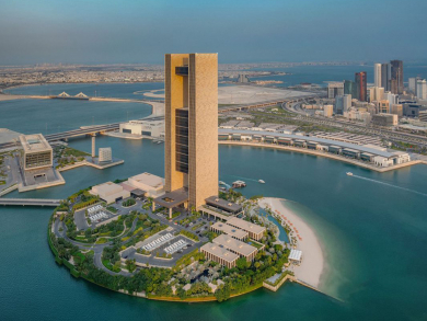 Four Seasons Bahrain Bay to open water park this month