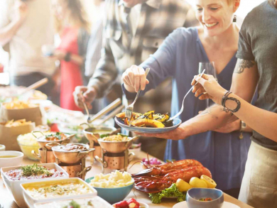 Mega discount on Dilmun Club's brunch this weekend for 45th anniversary