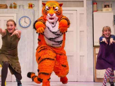 The Tiger Who Came to Tea coming to Bahrain's Cultural Hall this month