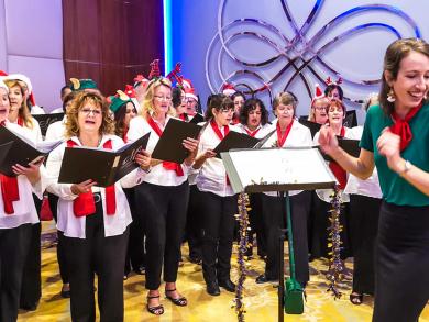 Manama Singers Christmas concert held at Dilmun Club next week