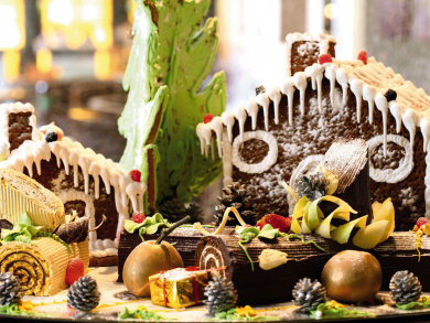 Gingerbread house making event coming to Mövenpick hotel