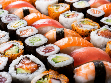 Imari to throw a special sushi buffet this Christmas