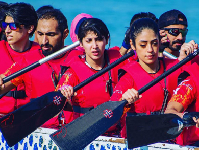 You could win big at the Bahrain National Day dragon boat race