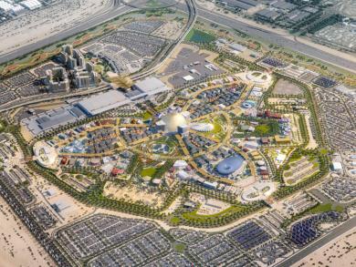 Expo 2020: Bahrain lays foundation stone for its pavilion in Dubai