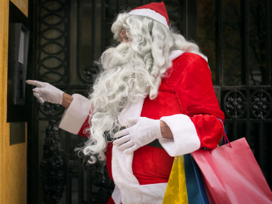 You can now rent a Santa in Bahrain this Christmas