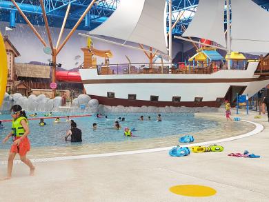 Bahrain's best water parks