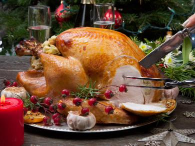 Christmas in Bahrain 2019: Where to get a takeaway turkey in the Kingdom