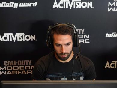 Superstar footballer Dani Carvajal is a big fan of Call of Duty: Modern Warfare