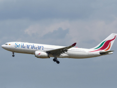 Bahrain's Gulf Air signs agreement with SriLankan airlines