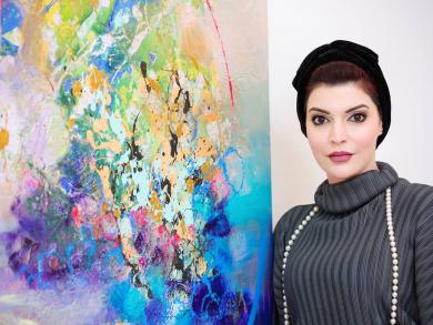School art exhibition opens at Bahrain's Studio 244