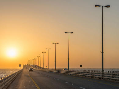 The King Fahad Causeway between Bahrain and Saudi Arabia to reopen in phases