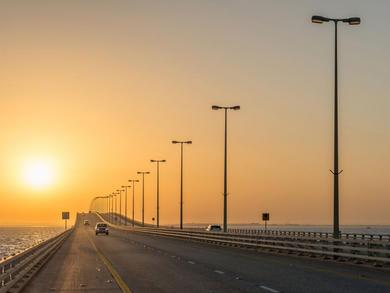 King Fahad Causeway improvements announced