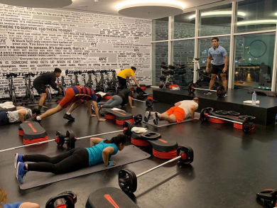 Five Bahrain gyms to join in 2020