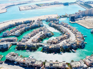 Bahrain area guides: Amwaj Islands