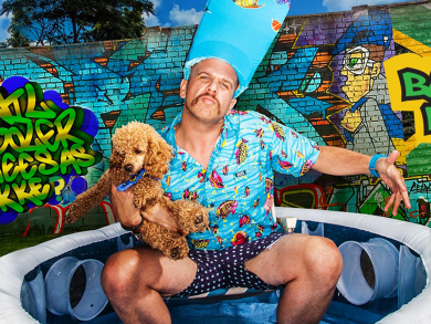 South African rapper Jack Parow coming to Bahrain this month