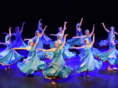 Chinese New Year in Bahrain 2020: Gansu Folk Art Troupe putting on free performance at Cultural Hall