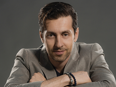 Stand-up comedian Max Amini is coming to Bahrain