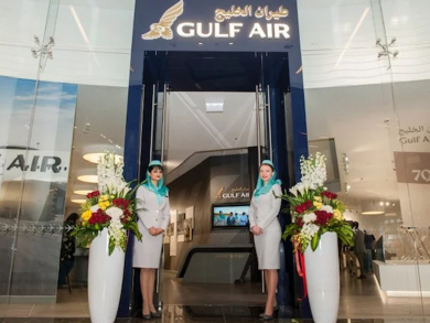Gulf Air opens temporary museum for 70th anniversary