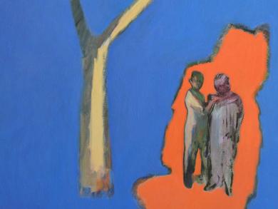 Abdulrahim Sharif exhibition to open at Bahrain's Art Centre next month