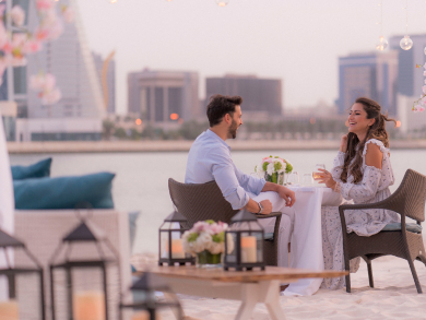 Valentine's Day in Bahrain 2020: All the romantic dinners to impress your other half