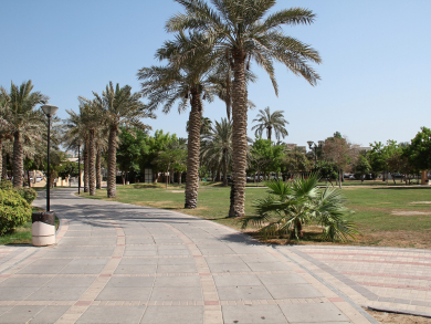 Three parks in Bahrain to be restored
