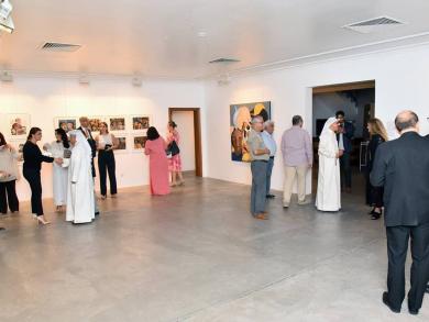 Bahraini artist Mohammed Al Mahdi to open exhibition at Albareh Art Gallery