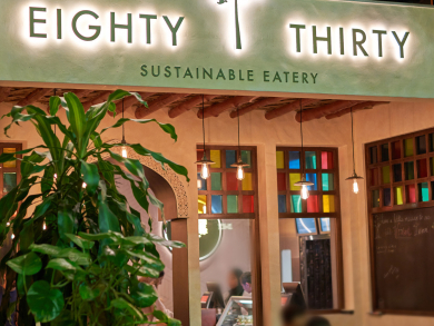 Vegan in Bahrain 2020: Plant-based sustainable restaurant opens in Seef